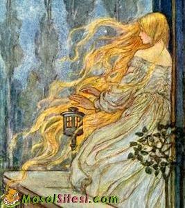 Altın Saçlı Kız