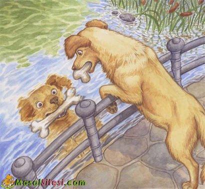 Açgözlü Köpek
