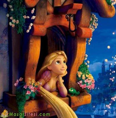 Rapunzel (İngilizce)