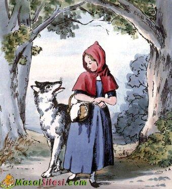 Kırmızı Başlıklı Kız 2