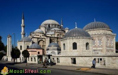 Mimar Sinan ve Şehzadebaşı Camii