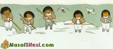 Ay Avcısı ve Eskimolar