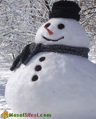 Kardan Adam Konuşuyor