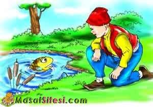 Keloğlan Ve Sihirli Balık