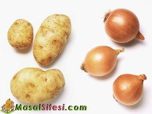 Patates İle Soğan